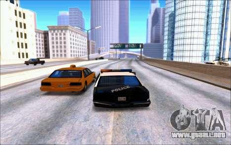Enb Series Baixos Recursos para GTA San Andreas segunda pantalla
