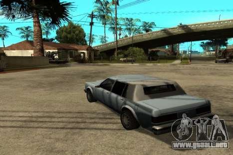 Shadows Settings Extender 2.1.2 para GTA San Andreas tercera pantalla
