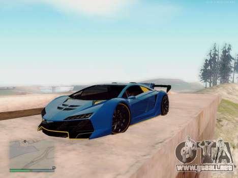 Light ENBSeries para GTA San Andreas segunda pantalla