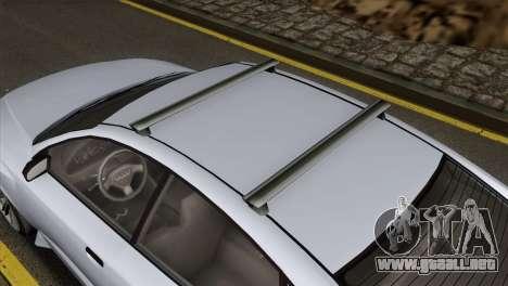 GTA 5 Obey Tailgater IVF para la visión correcta GTA San Andreas