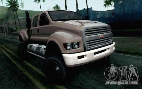 Vapid Guardian GTA 5 para GTA San Andreas
