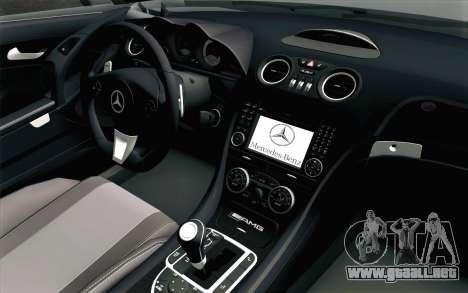 Mercedes-Benz AMG GT 2015 para la visión correcta GTA San Andreas