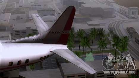 L-188 Electra American Als para la visión correcta GTA San Andreas