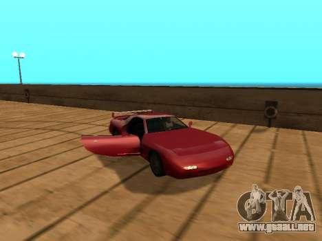 ENB v3 para GTA San Andreas segunda pantalla