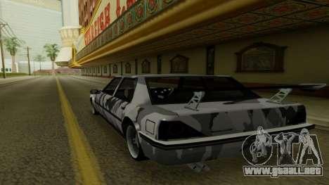 Vincent 3.0 para la visión correcta GTA San Andreas