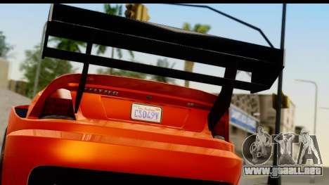 GTA 5 Benefactor Feltzer para la visión correcta GTA San Andreas