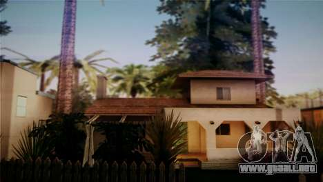 Horizontal ENB 0.076 Medium v1.0 para GTA San Andreas tercera pantalla