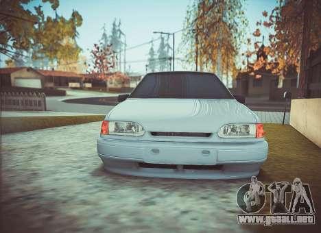 ENB por medio de la PC para GTA San Andreas