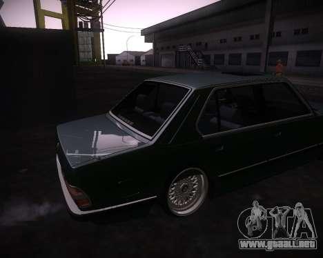 Extreme ENBSeries para GTA San Andreas segunda pantalla