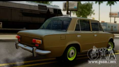 VAZ 2101 Stock v3.2 para GTA San Andreas left