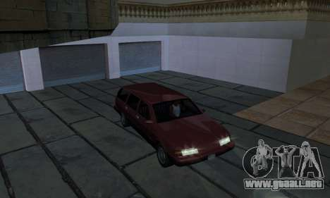 ENB Series by Hekeemka para GTA San Andreas segunda pantalla