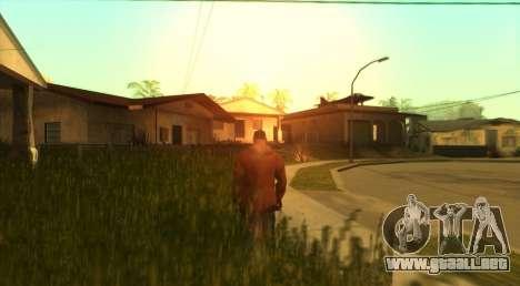 SkyGFX v1.3 para GTA San Andreas segunda pantalla