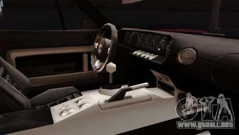 Ford GT FM3 Rims para la visión correcta GTA San Andreas