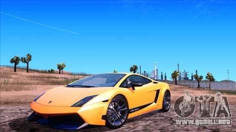 ENB Gamerealfornia v1.00 para GTA San Andreas