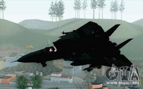 F-14 Raptor Squadron Force para GTA San Andreas