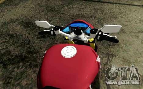 Honda CB1000R para la visión correcta GTA San Andreas