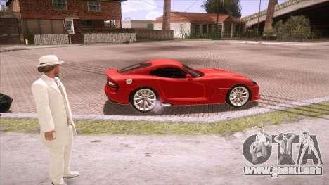 ENB Sunreal para GTA San Andreas