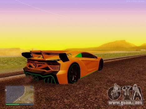 Light ENBSeries para GTA San Andreas tercera pantalla