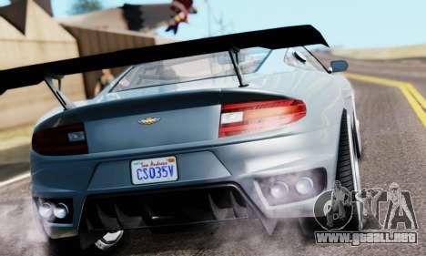 Pavanjit ENB v1 para GTA San Andreas sexta pantalla