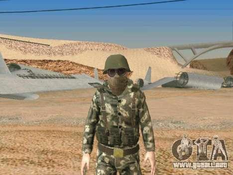 Cine de las fuerzas especiales de la URSS para GTA San Andreas quinta pantalla