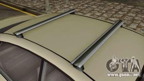 GTA 5 Obey Tailgater SA Mobile para la visión correcta GTA San Andreas