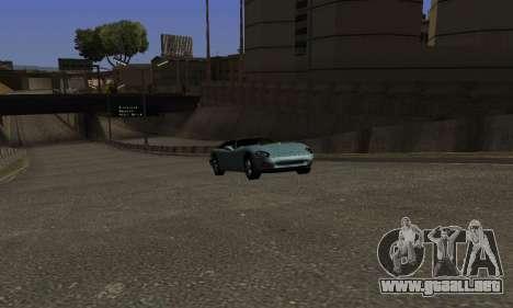 ENB Series by Hekeemka para GTA San Andreas quinta pantalla