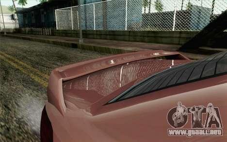 GTA 5 Benefactor Schafter SA Mobile para la visión correcta GTA San Andreas
