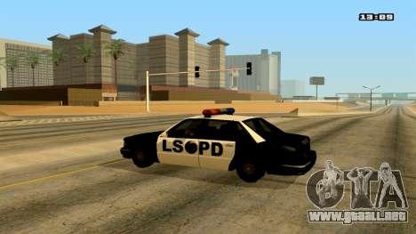 ColorMod by PhenomX3M v.3 para GTA San Andreas novena de pantalla