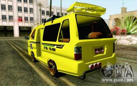 Daihatsu Espass Angkot YRT para GTA San Andreas left
