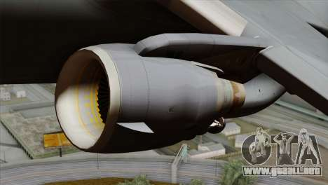 C-17A Globemaster III NATO para la visión correcta GTA San Andreas