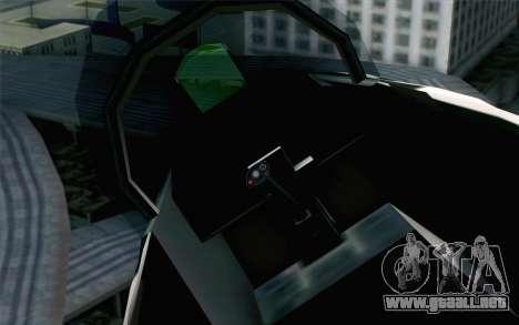 Hydra ADFX-02 Pixy para la visión correcta GTA San Andreas