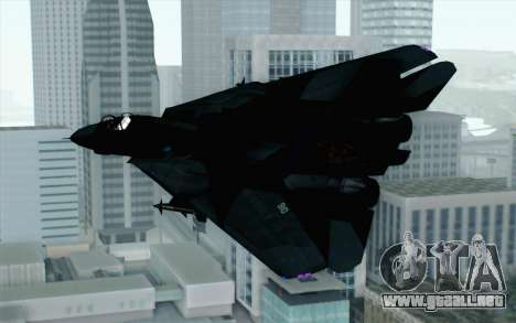 F-14 Raptor Squadron Force para GTA San Andreas left
