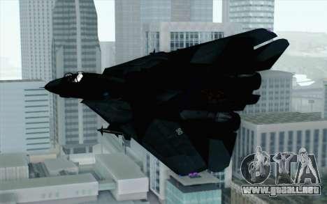 F-14 Raptor Squadron Force para GTA San Andreas