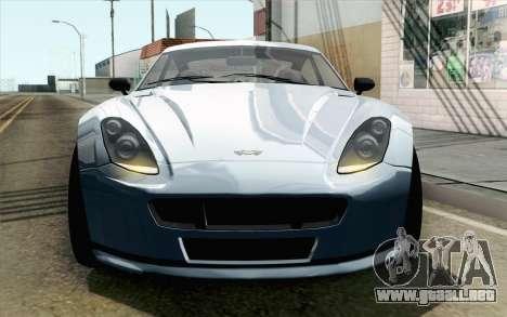 GTA 5 Dewbauchee Exemplar IVF para la visión correcta GTA San Andreas