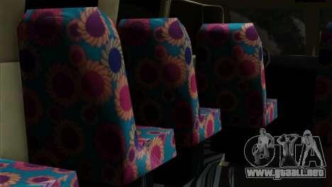 Volkswagen Microbus para la visión correcta GTA San Andreas