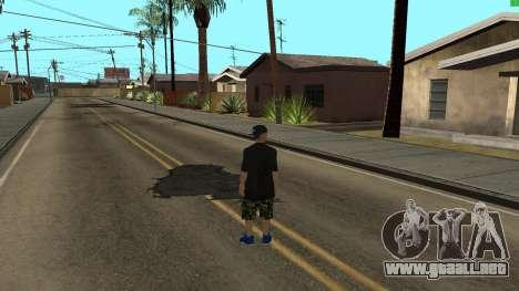 New wmybmx para GTA San Andreas tercera pantalla