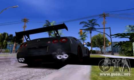 ENB Series EvoGraphics v 1.0 para GTA San Andreas tercera pantalla