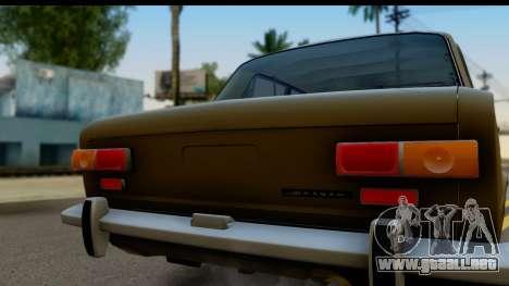 VAZ 2101 Stock v3.2 para la visión correcta GTA San Andreas
