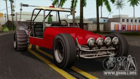 GTA 5 Dune Buggy SA Mobile para GTA San Andreas