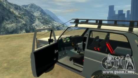 VAZ 21213 Niva para GTA 4