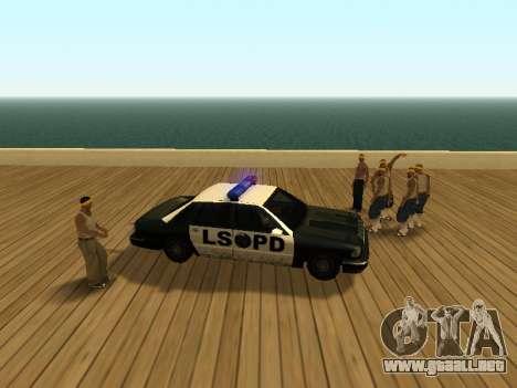ENB v3 para GTA San Andreas tercera pantalla