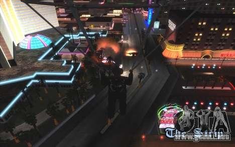 Agradable ColorMod para GTA San Andreas décimo de pantalla
