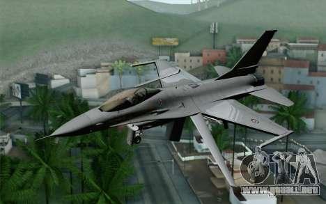 F-16 Fighting Falcon RNoAF para GTA San Andreas