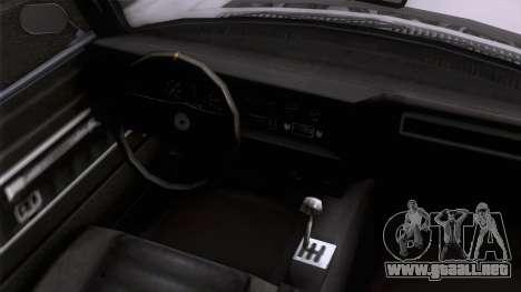 GTA 5 Invetero Coquette Classic TL SA Mobile para la visión correcta GTA San Andreas