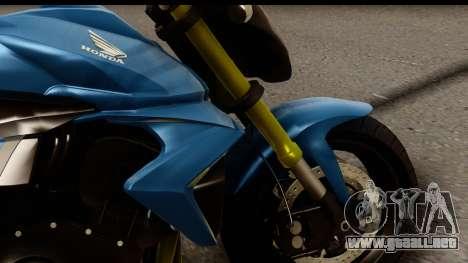 Honda CB1000R v2.0 para la visión correcta GTA San Andreas