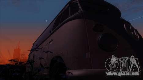 ENB Gamerealfornia v1.00 para GTA San Andreas tercera pantalla