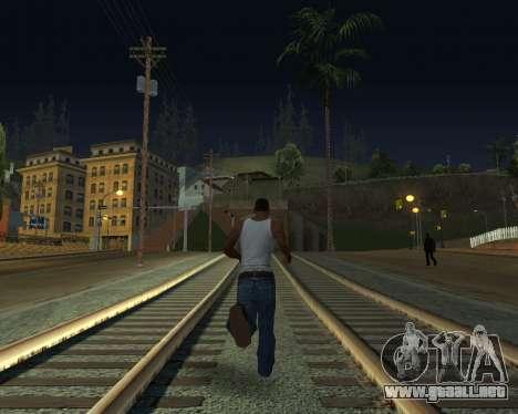 GTA 5 Timecyc v2 para GTA San Andreas tercera pantalla