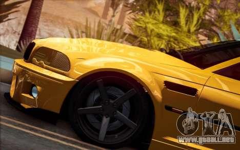 MLS ENBSeries para GTA San Andreas sucesivamente de pantalla