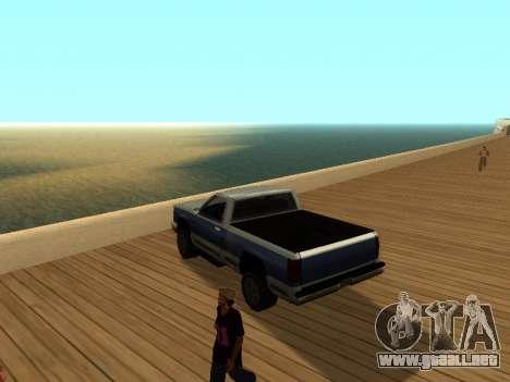 ENB v3 para GTA San Andreas sucesivamente de pantalla