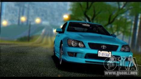Pavanjit ENB v2 para GTA San Andreas séptima pantalla